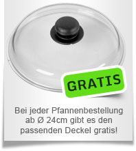 Gratis Glasdeckel